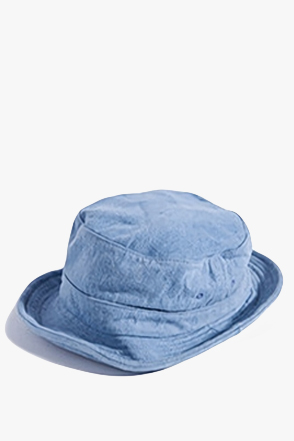 DENIM BUCKET HAT 데님소재의 벙거지[3color / one size]