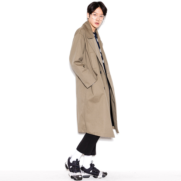 MARTIN LONG COAT마틴 롱코트[2color / one size]